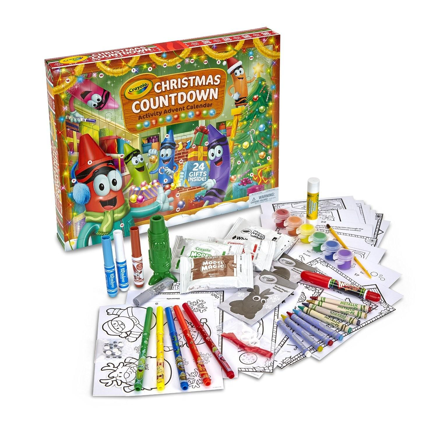 Awesome Advent Calendars Your Family Love Girl