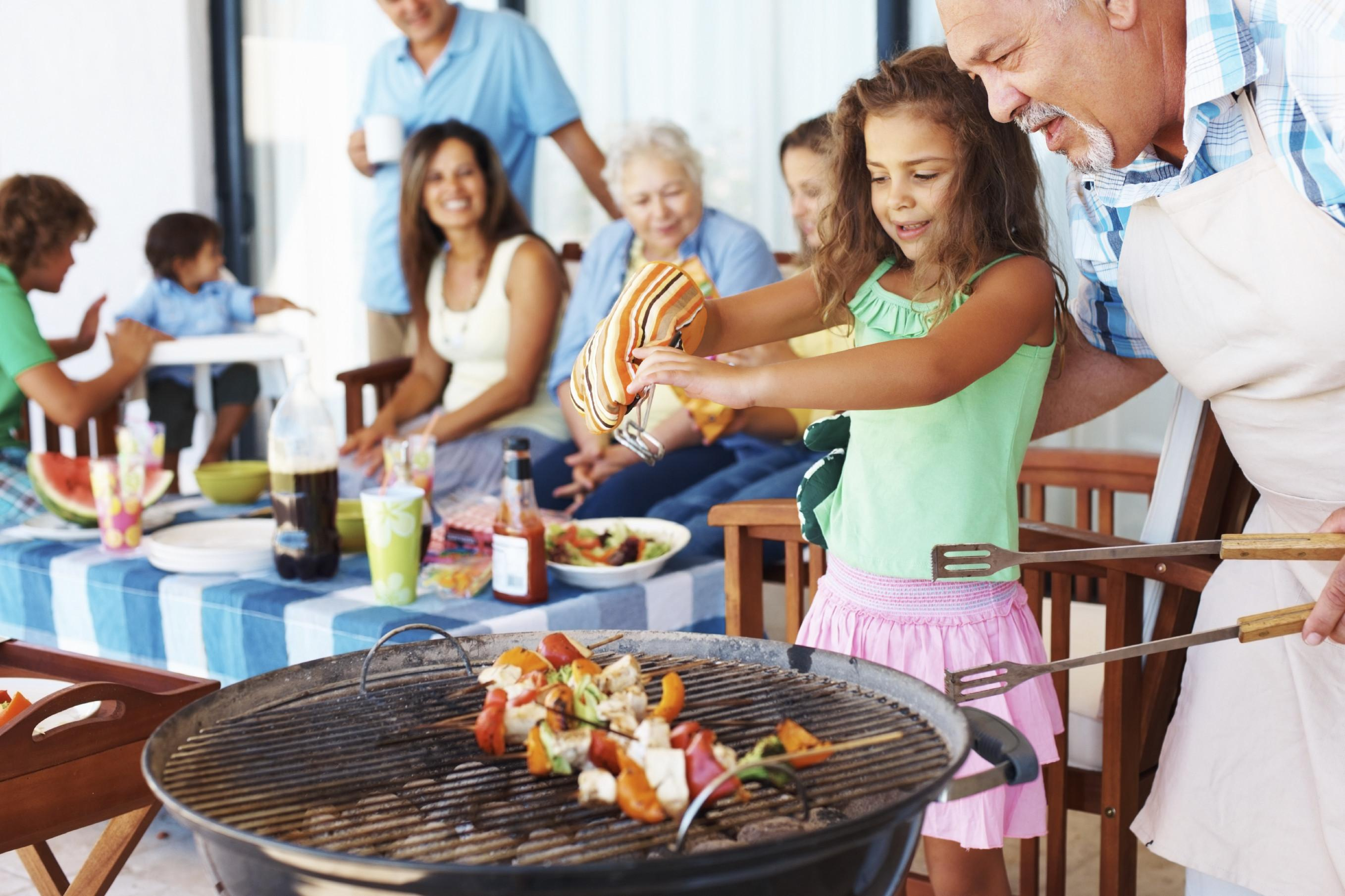 Awesome Barbecue Recipes Summer Nights Parentmap