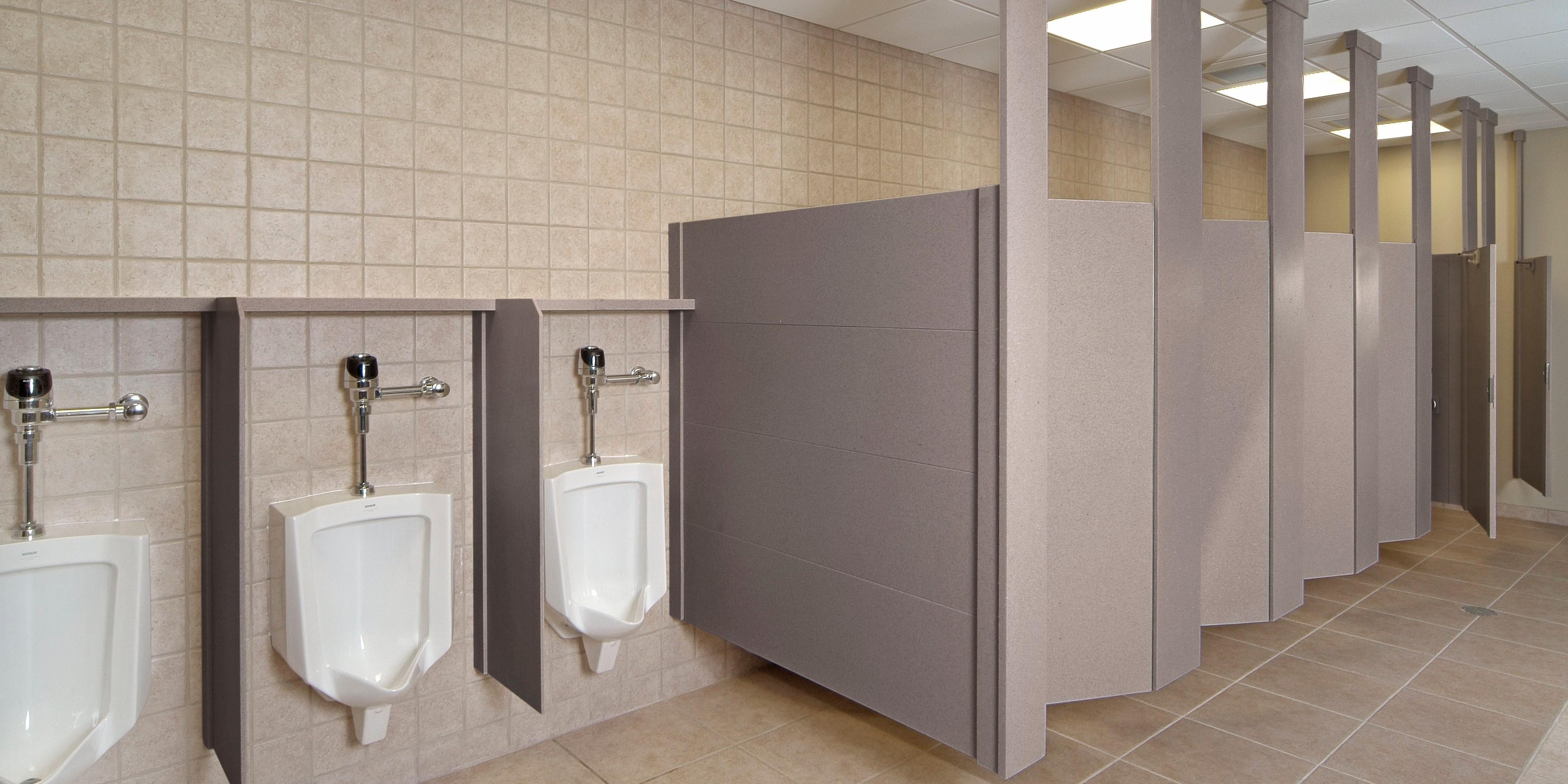 Awesome Bathroom Partitions Design Ideas