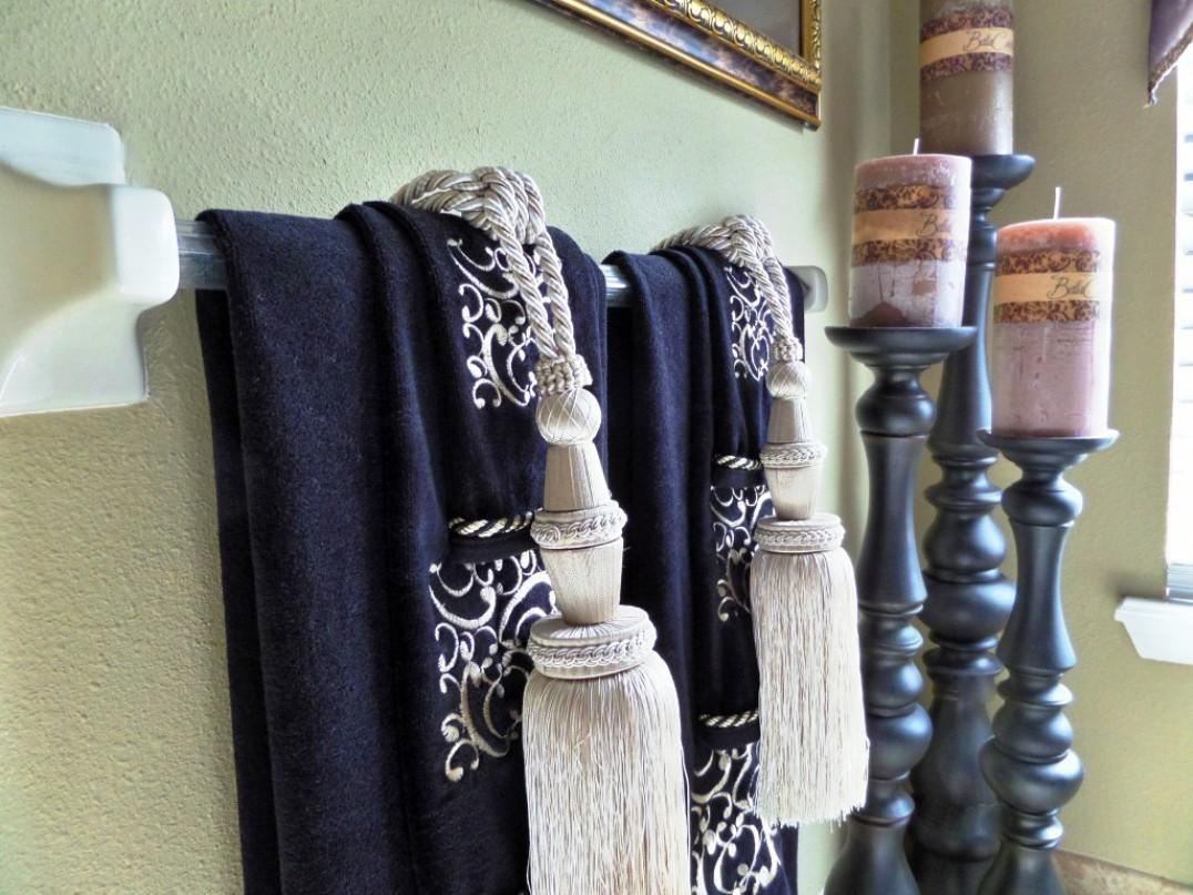 Awesome Bathroom Towel Designs Decoration Idea Luxury