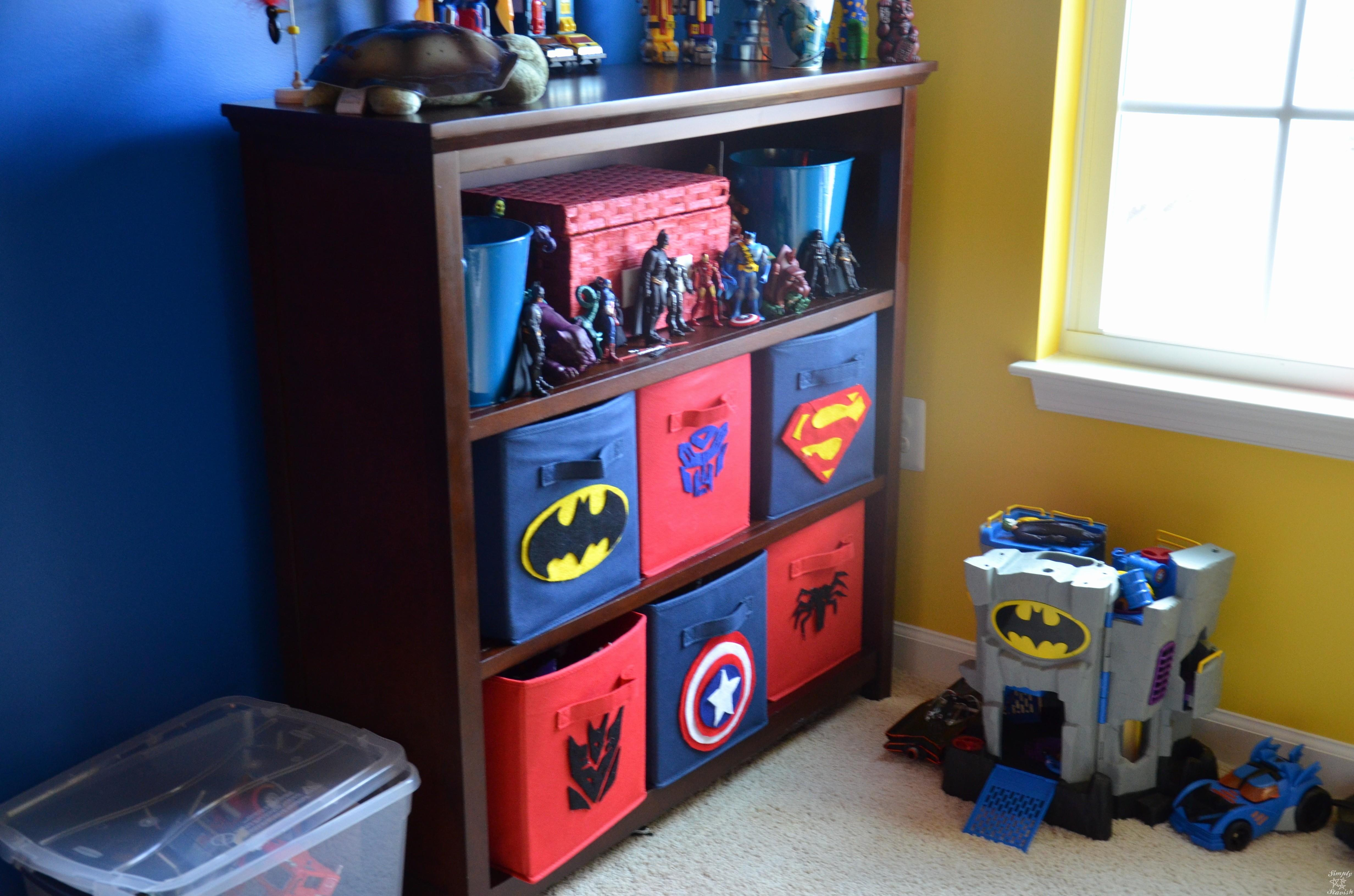 Awesome Batman Bedroom Furniture Luxury Witsolut