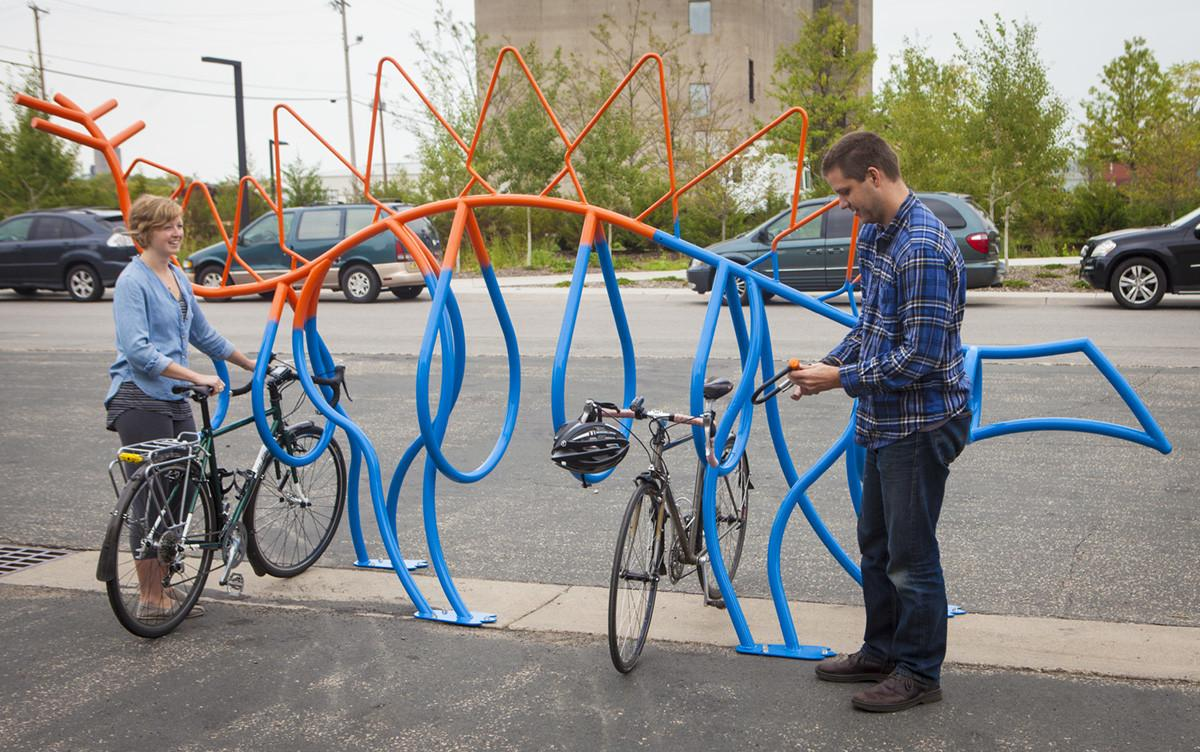 Awesome Bike Racks