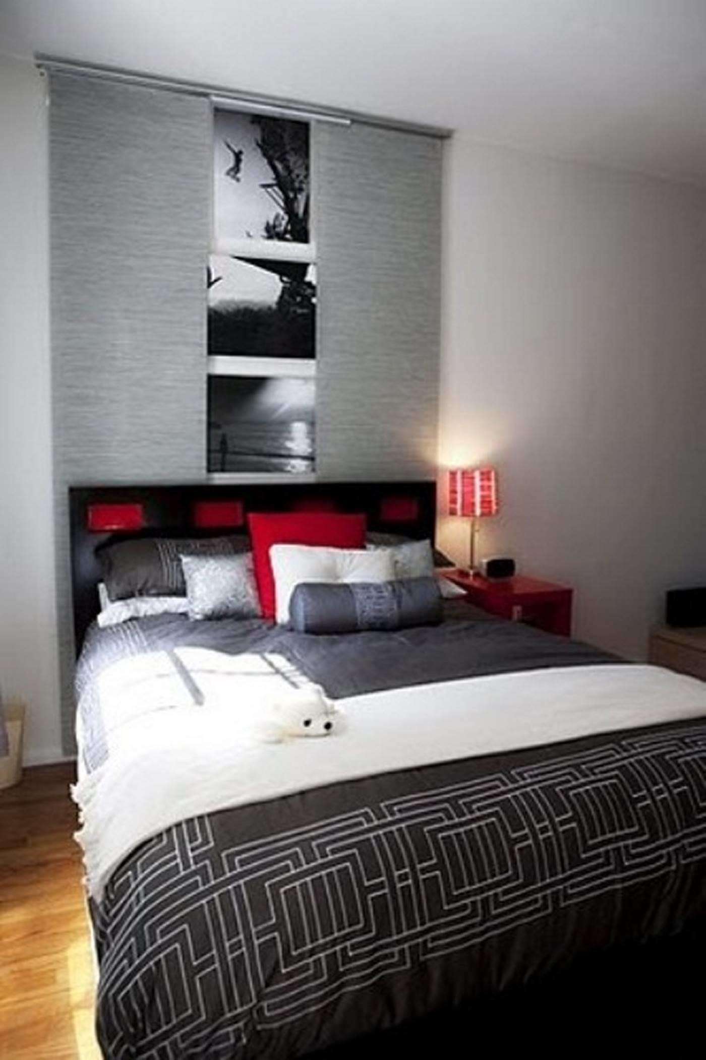 Awesome Color Blend Modern Bedroom Grey Cover