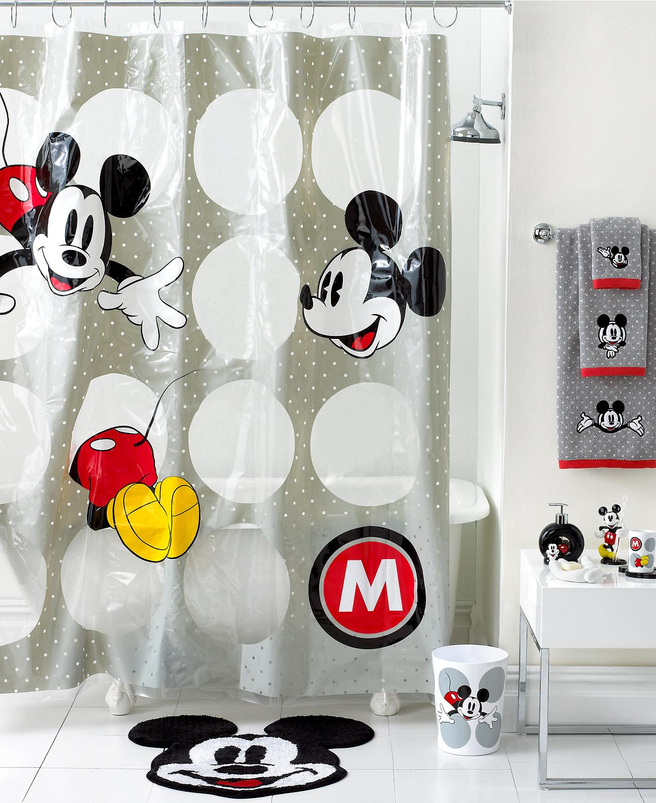 Awesome Couldn Find Minnie Mickey Mouse Bathroom