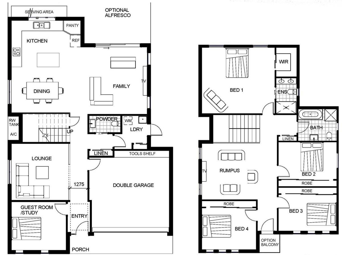 Awesome Craftsman Story House Plans Nice