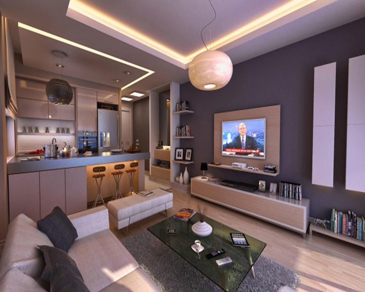 Awesome Decorating Bachelor Pad Design Ideas Hardride