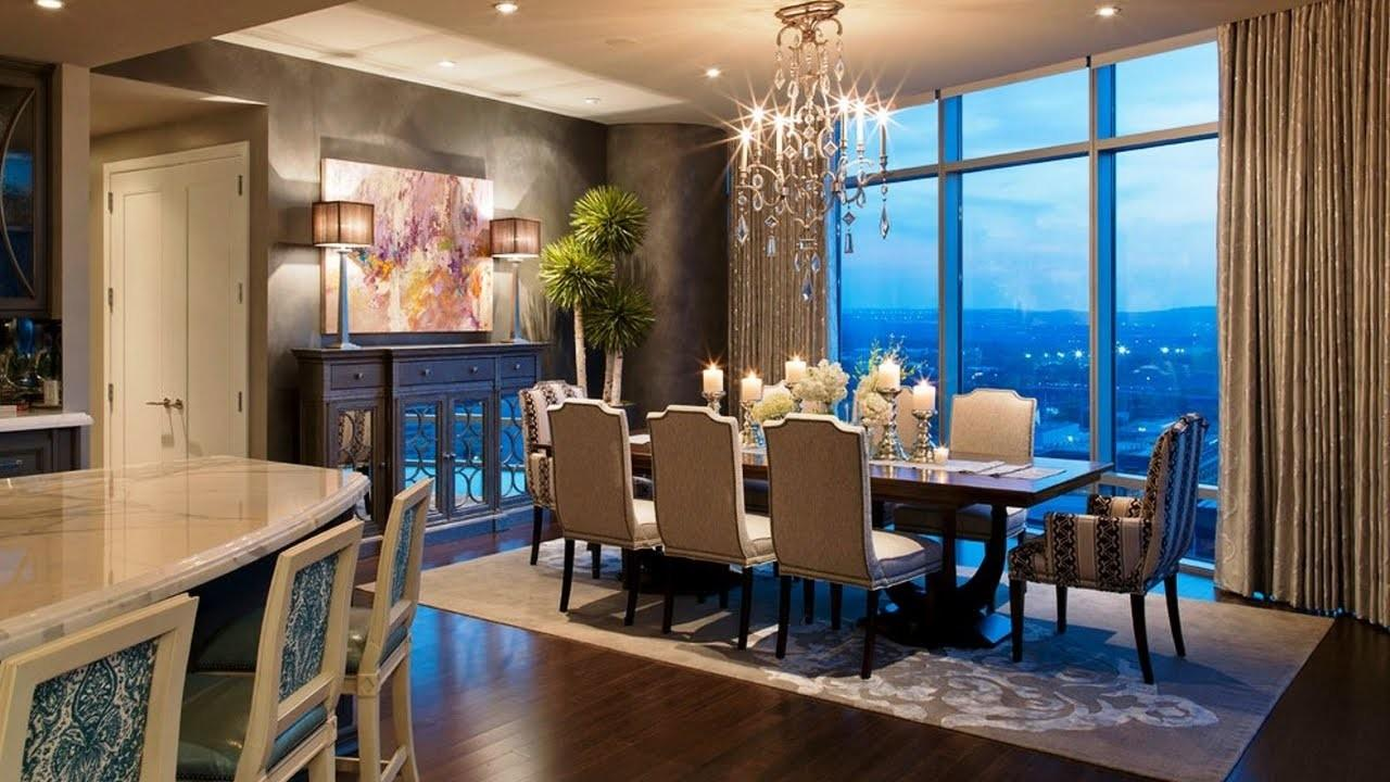 Awesome Design Ideas Luxurious Condo