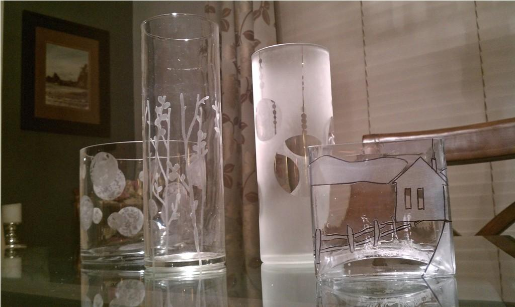 Awesome Diy Etched Glass Ideas Tedx Decors
