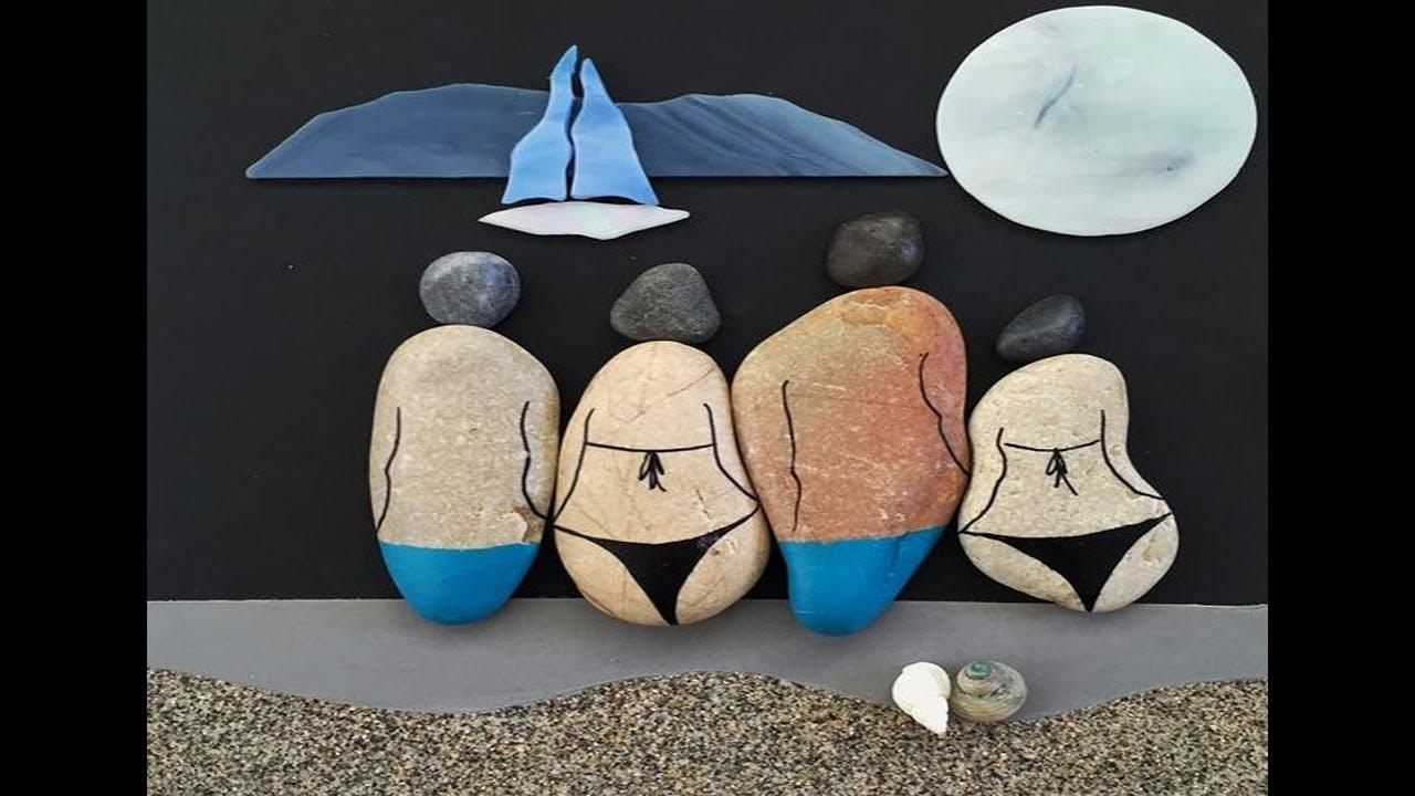 Awesome Diy Painting Rocks Ideas Painted Craft
