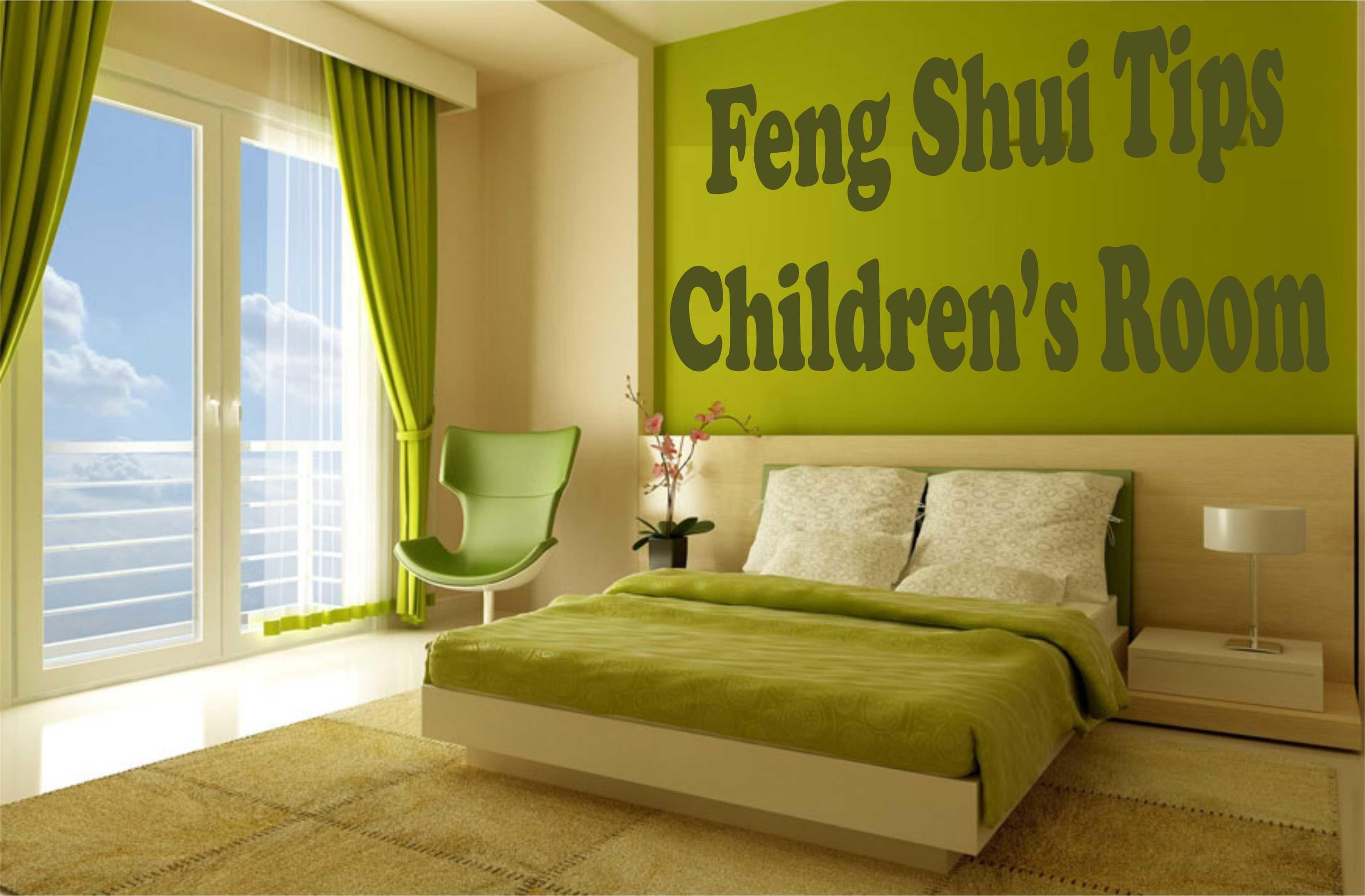 Awesome Feng Shui Kids Bedroom Design Decoration