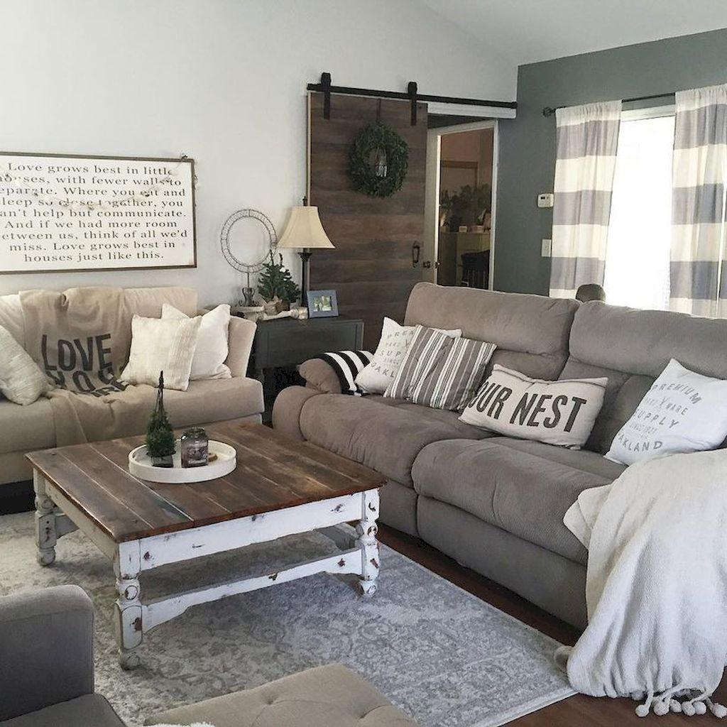 Awesome French Country Living Room Decorating Ideas