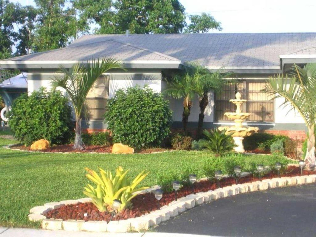 Awesome Front Yard Landscape Design Ideas Small