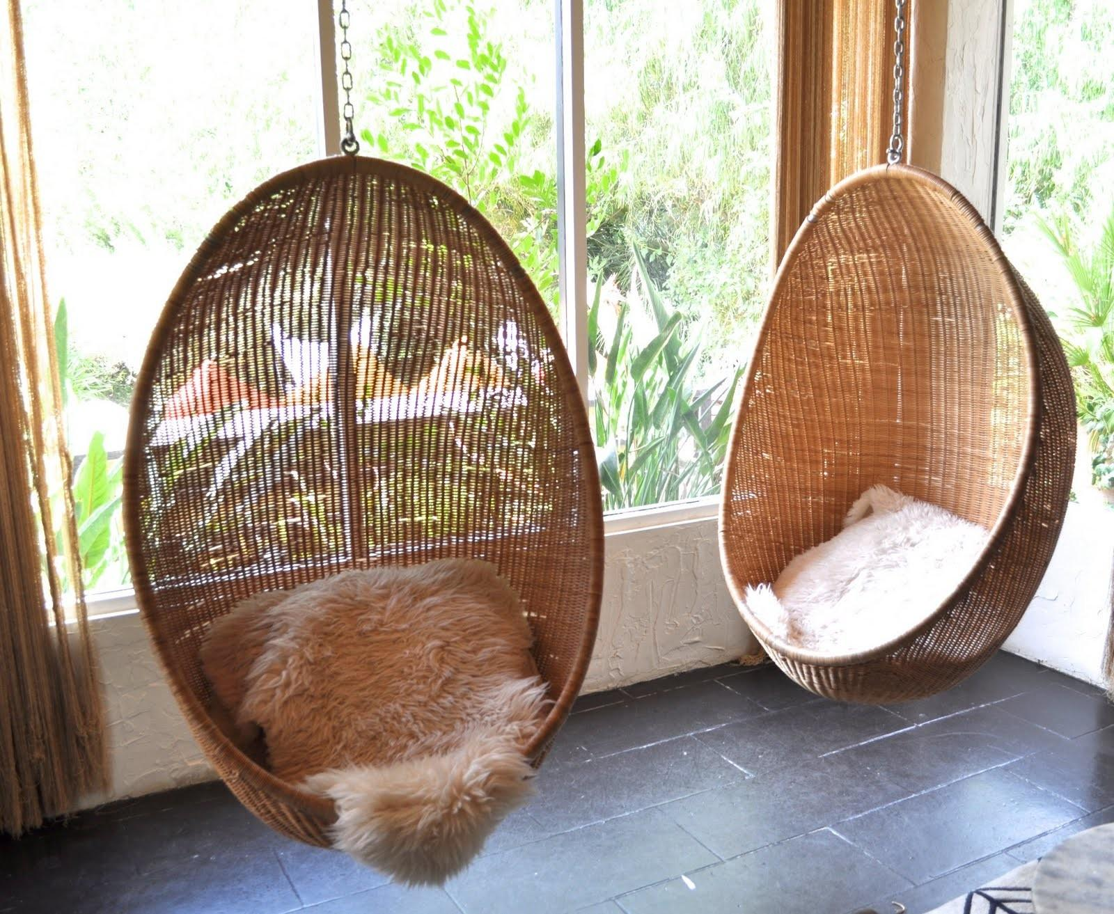 Awesome Hanging Wicker Chair Hd9j21 Tjihome
