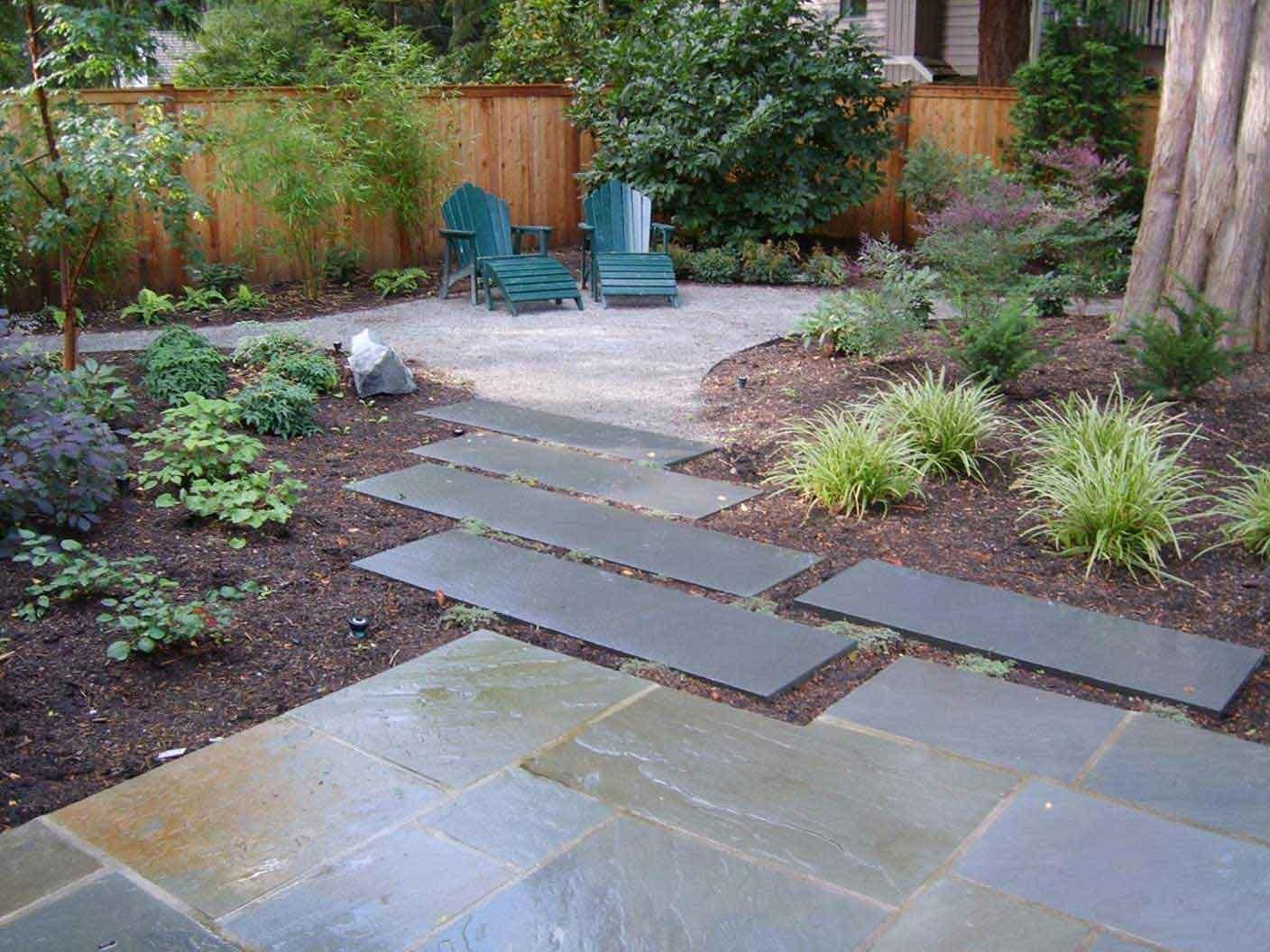 Awesome Landscape Design Ideas Small Backyards