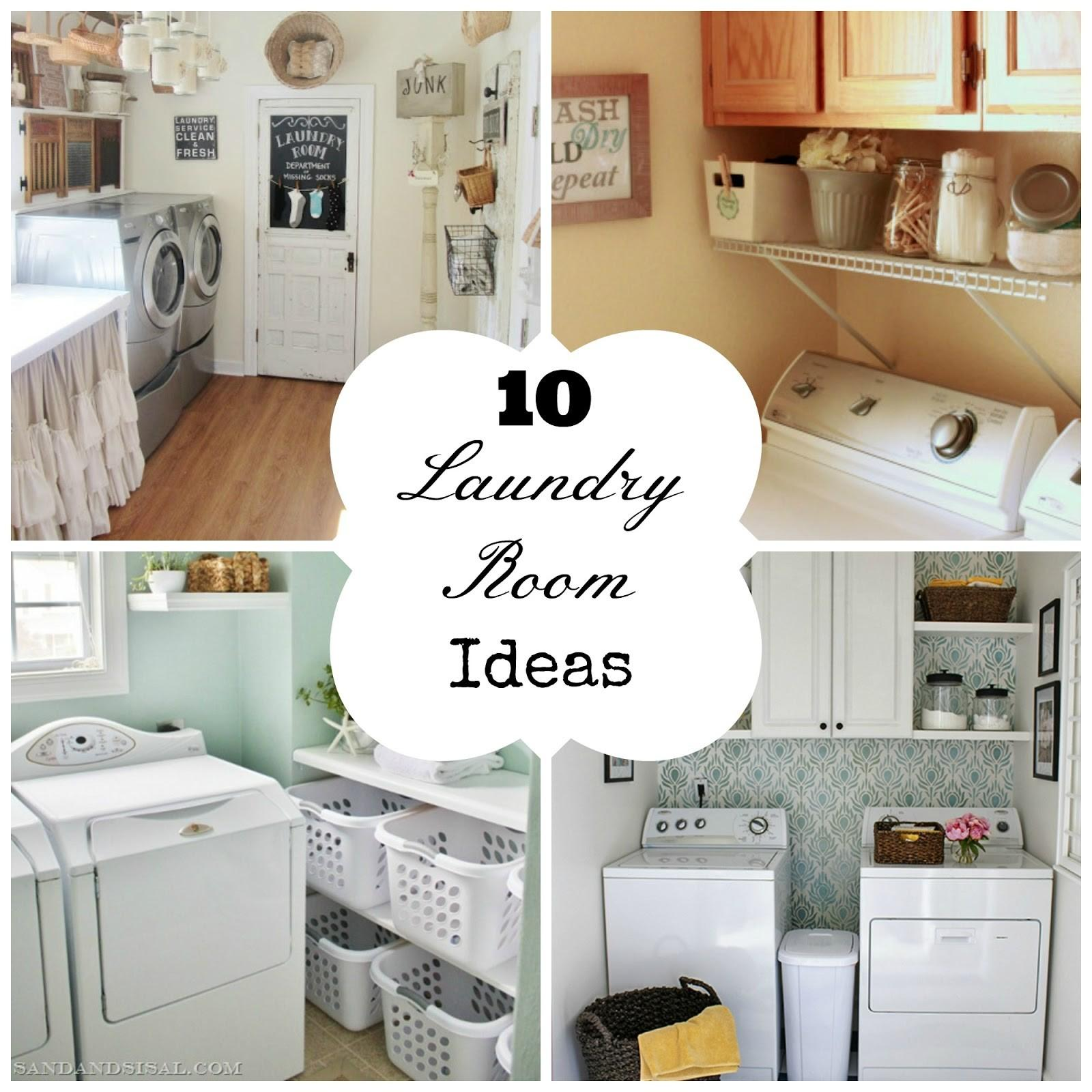 Awesome Laundry Rooms Ideas Room Decorating