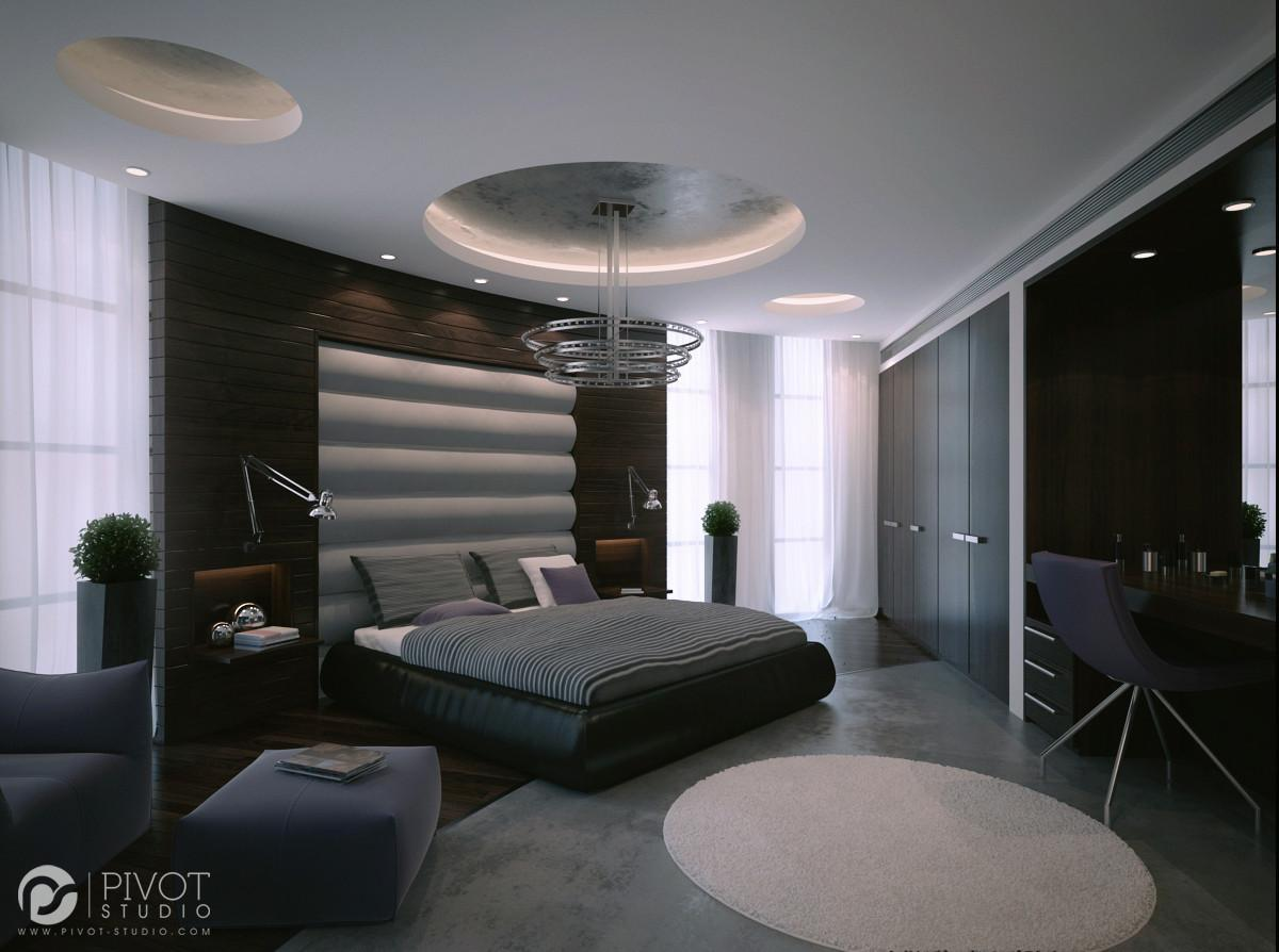 Awesome Luxury Master Bedroom Design Apartment Loft