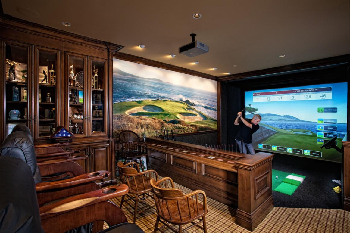 Awesome Man Cave Ideas