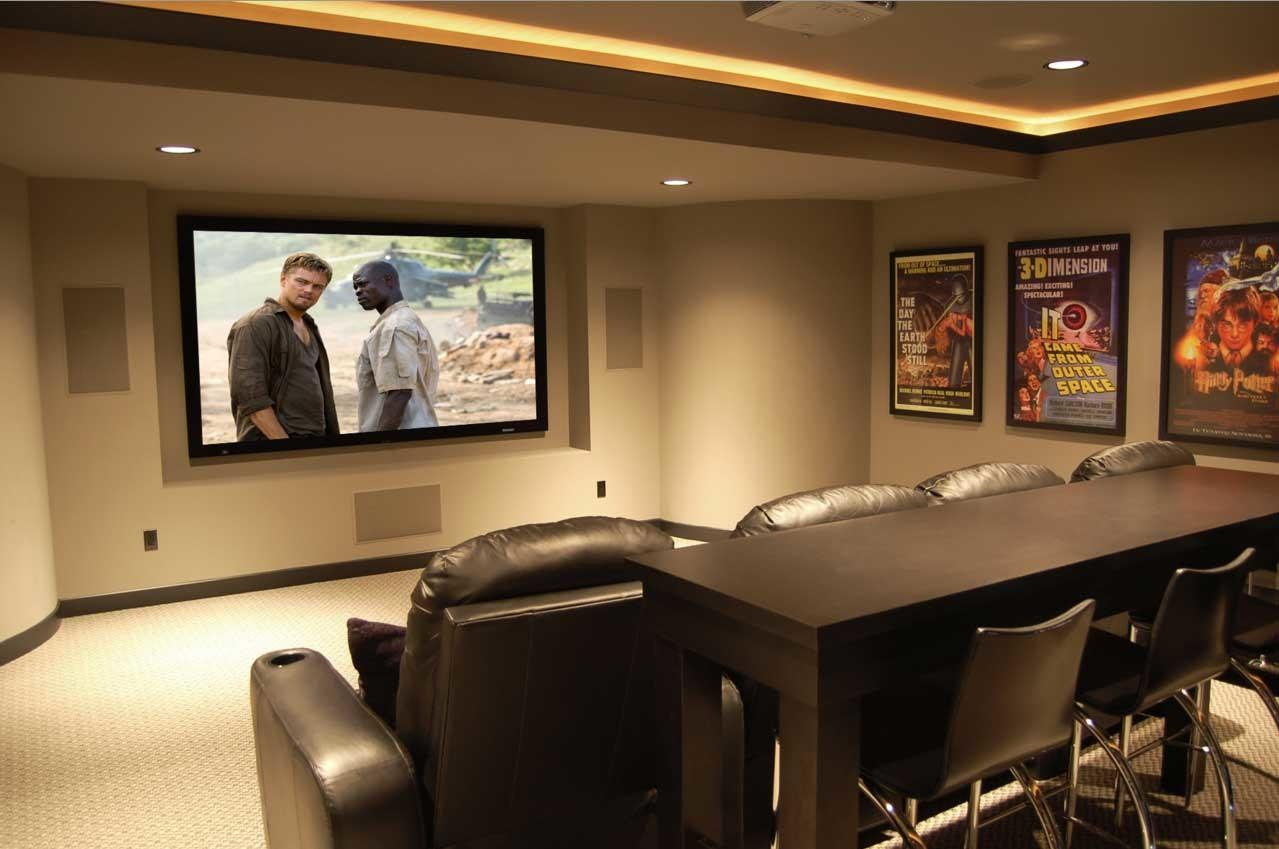 Awesome Media Room Ideas Blow Away