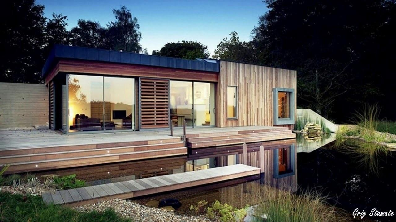 Awesome Modern House Woods Emerson Design