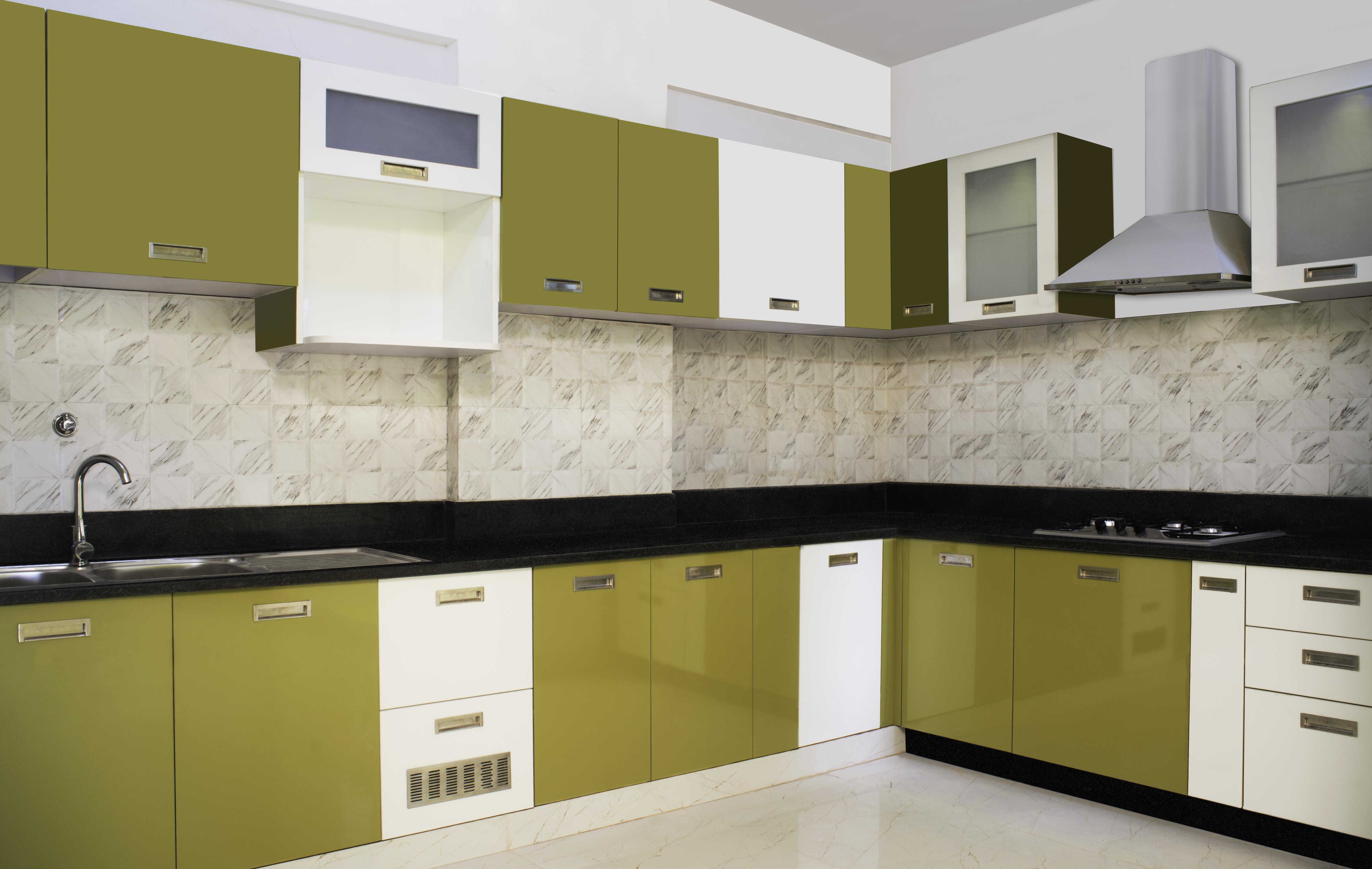 Awesome Modular Kitchen Remodeling Ideas High Gloss
