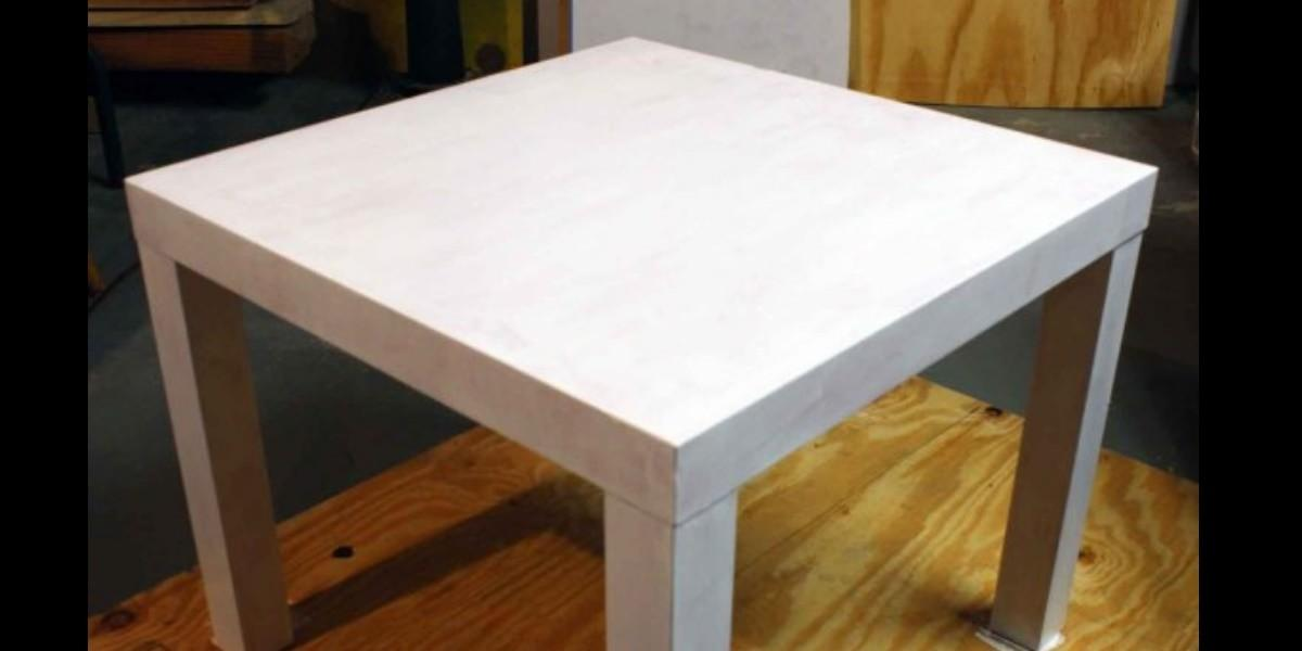 Awesome New Ways Upcycle Lack Side Tables