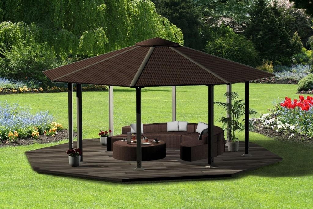 Awesome Outdoor Gazebo Ideas