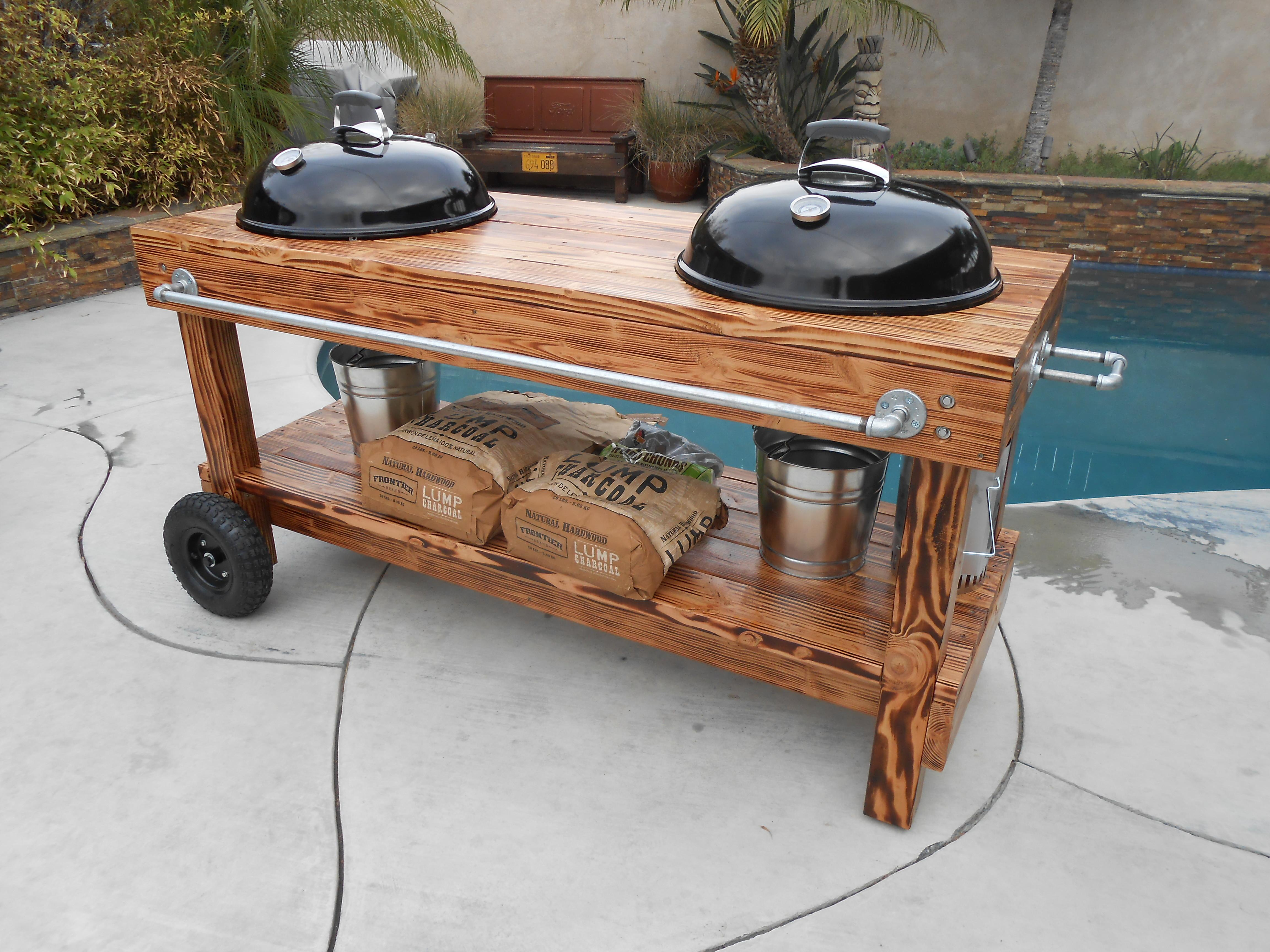 Awesome Outdoor Grilling Stations Has Efecbdcdef Home