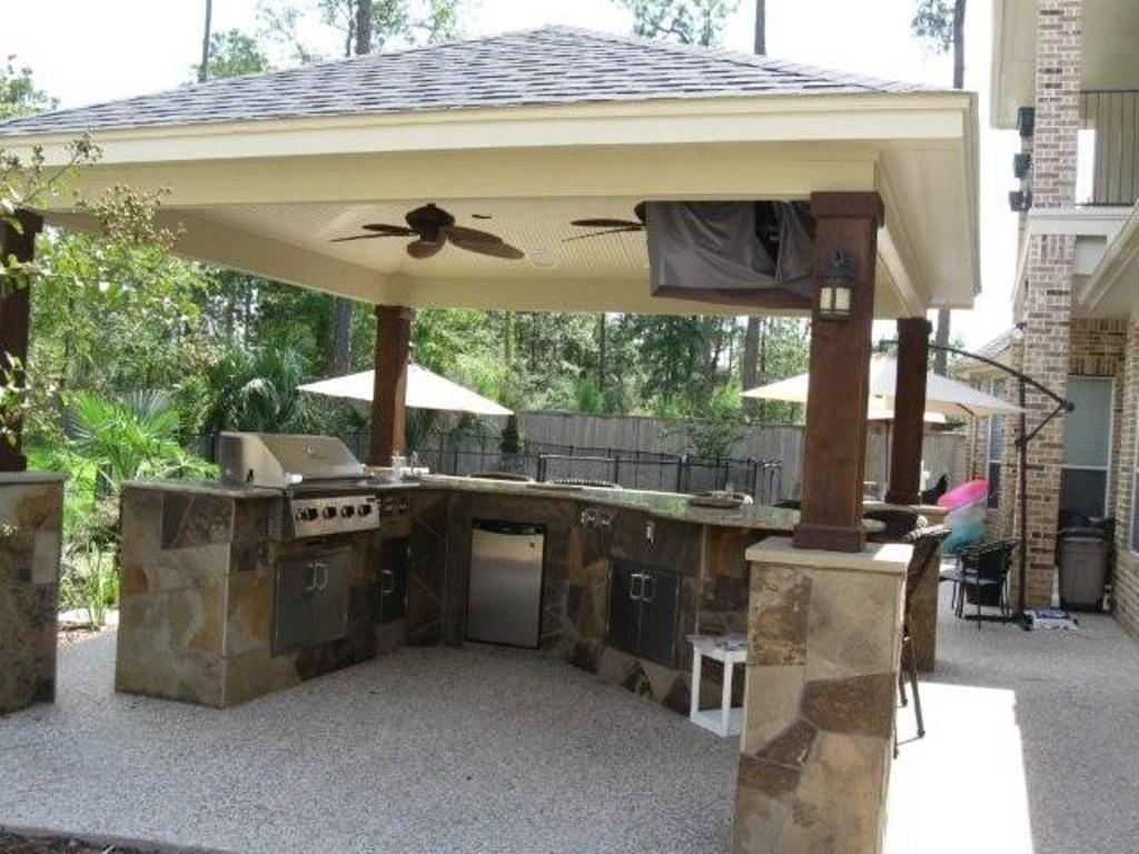 Awesome Outdoor Kitchen Designs Decor Trends