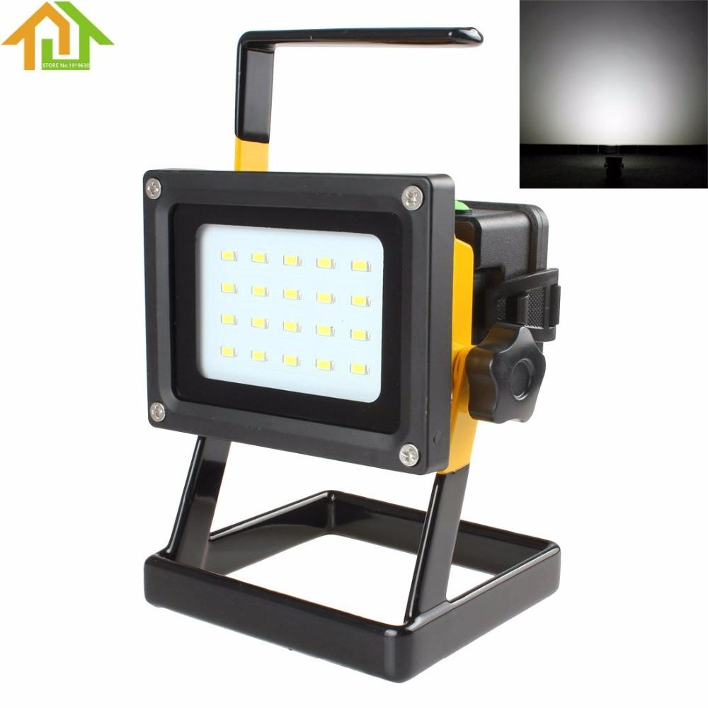 Awesome Outdoor Portable Flood Lights Light