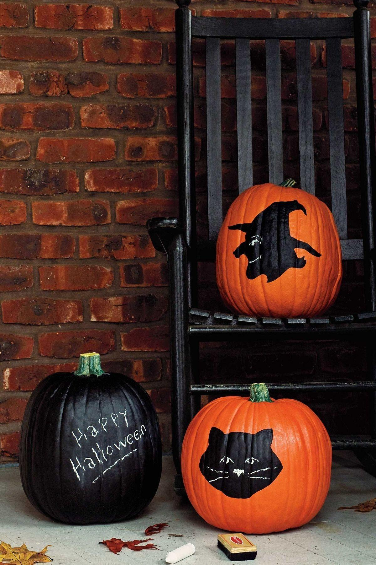Awesome Painted Pumpkin Ideas Halloween Beyond