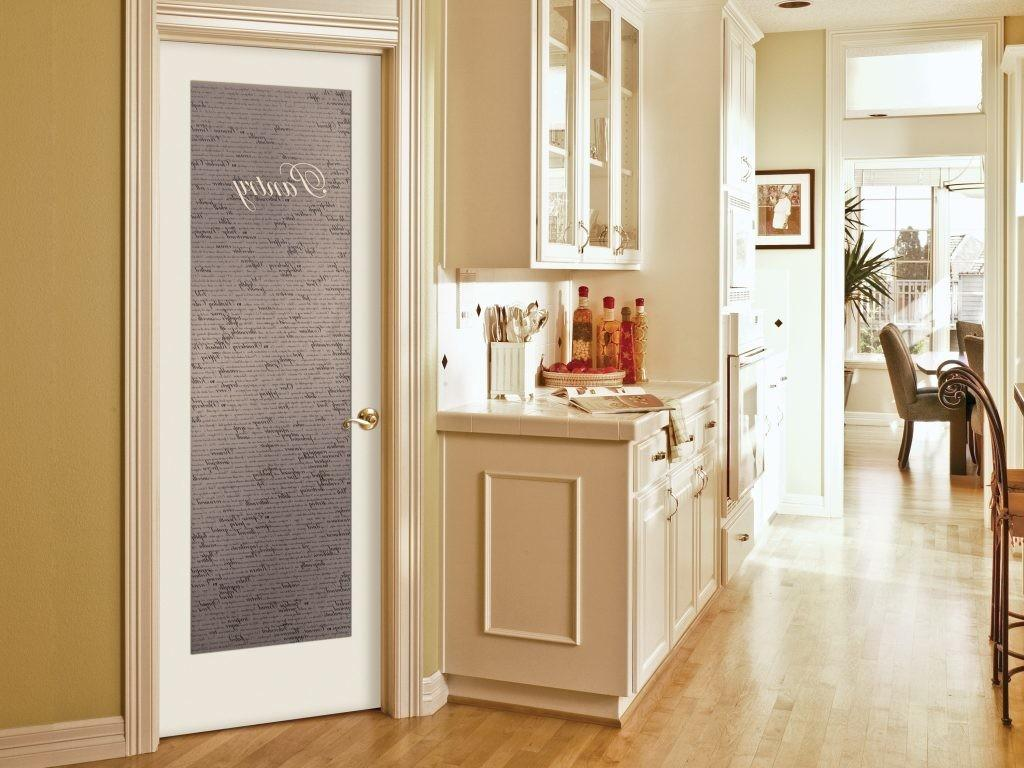Awesome Pantry Door Ideas Twuzzer