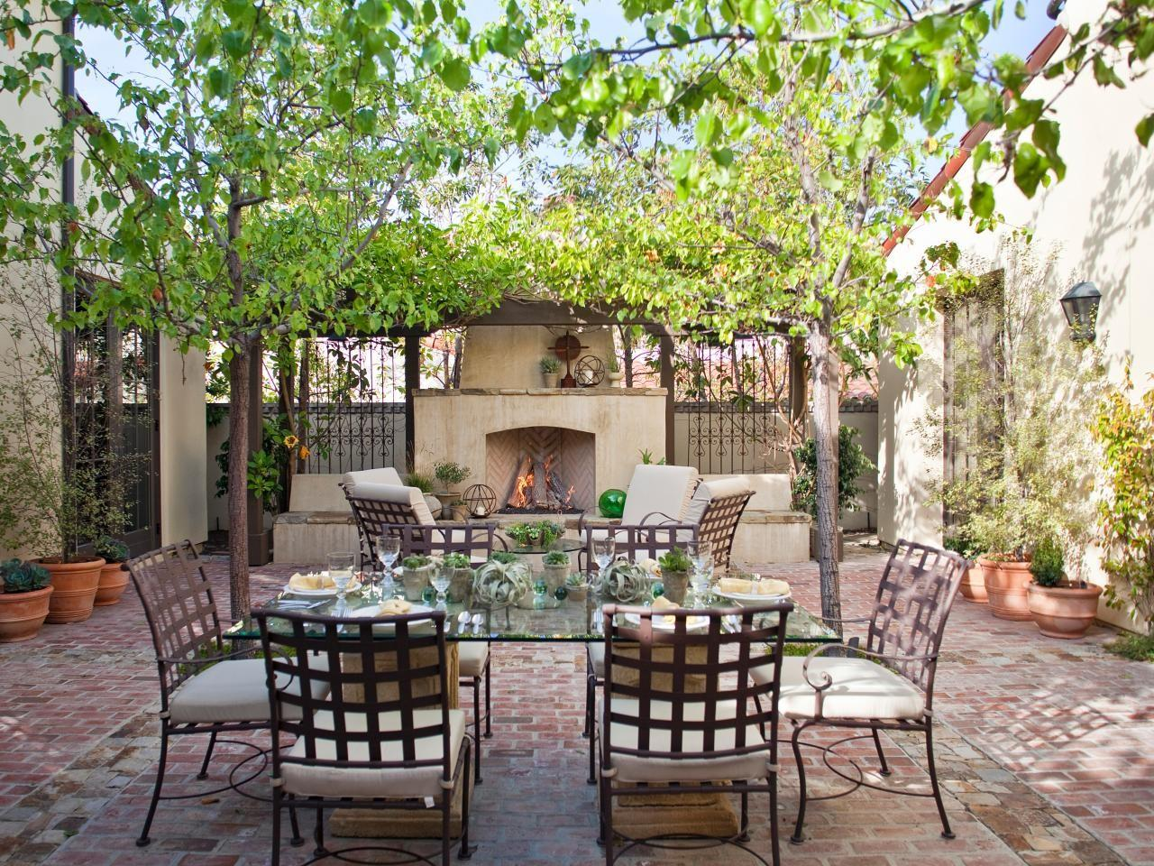 Awesome Patio Outdoor Dining Ideas Again Metal Chairs
