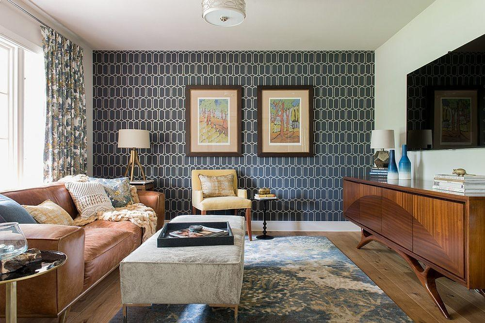 Awesome Rooms Inspire Try Out Geometric