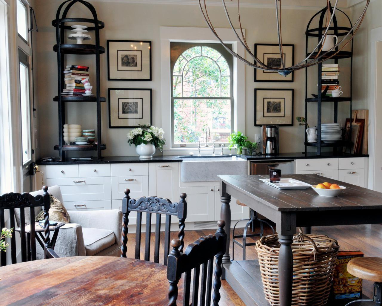 Awesome Rustic Shabby Chic Kitchen Decor Smith Design
