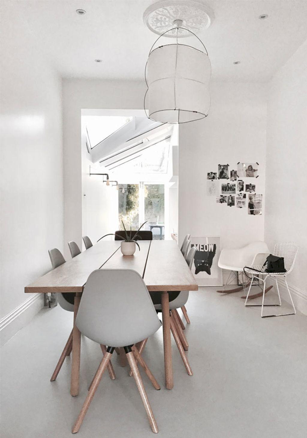 Awesome Scandinavian Dining Room Rugoingmyway