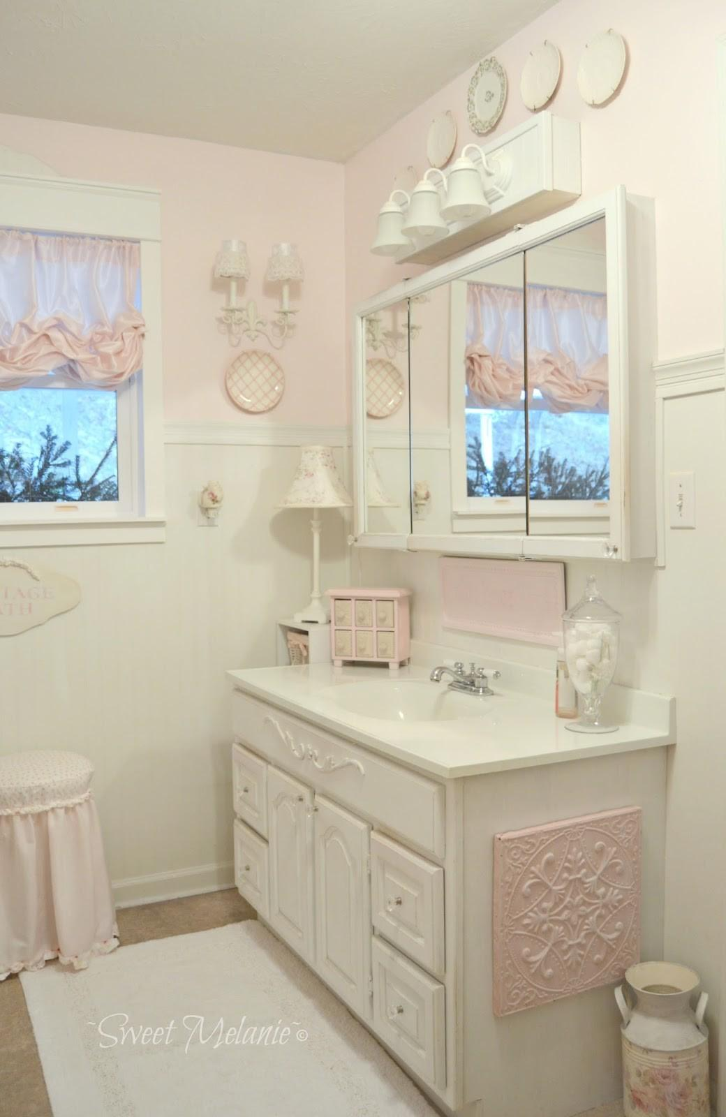 Awesome Shabby Chic Bathroom Ideas 2017