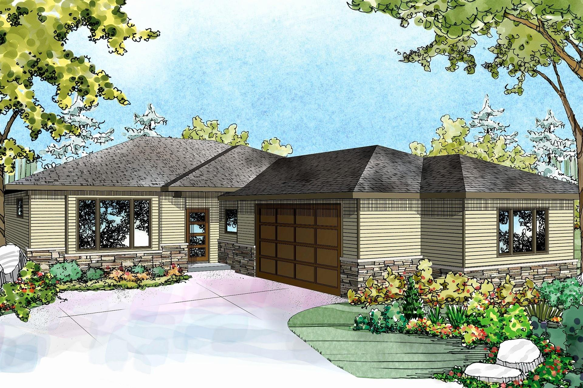 Awesome Sloped Lot House Plans