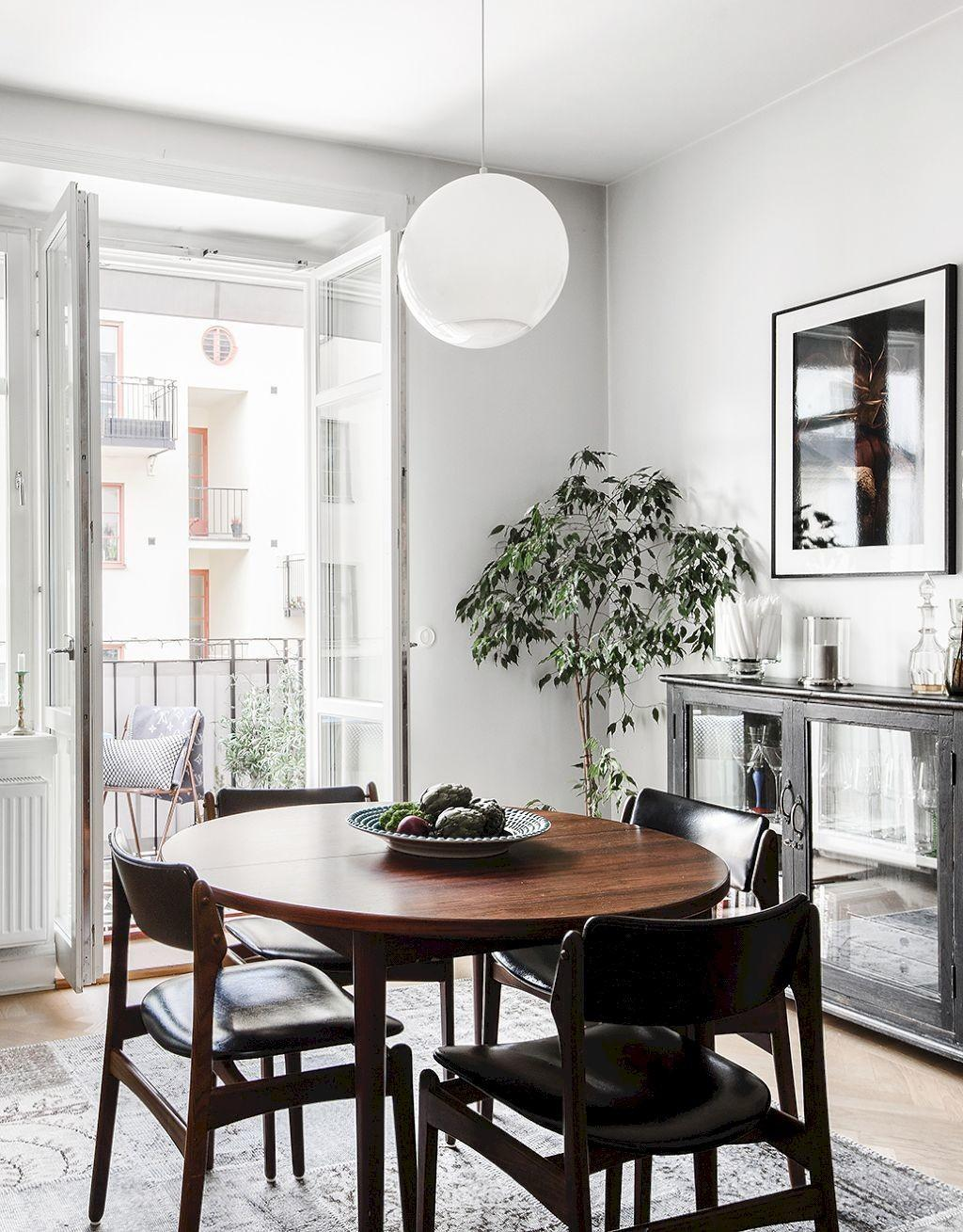 Awesome Small Dining Room Decor Design Ideas