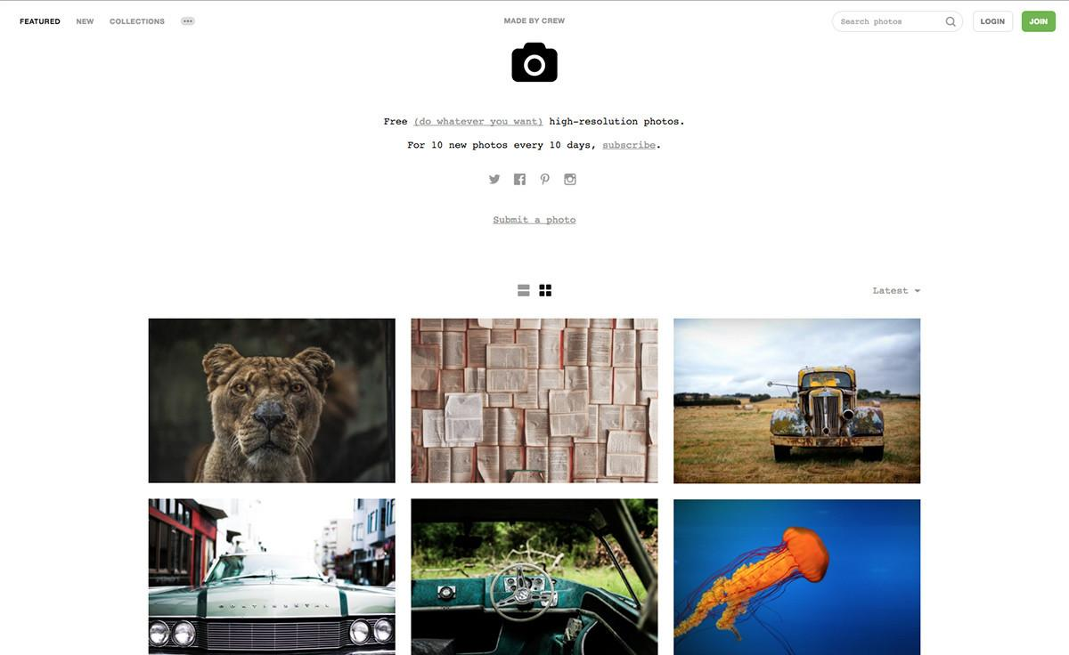 Awesome Sources Design Inspiration Engage
