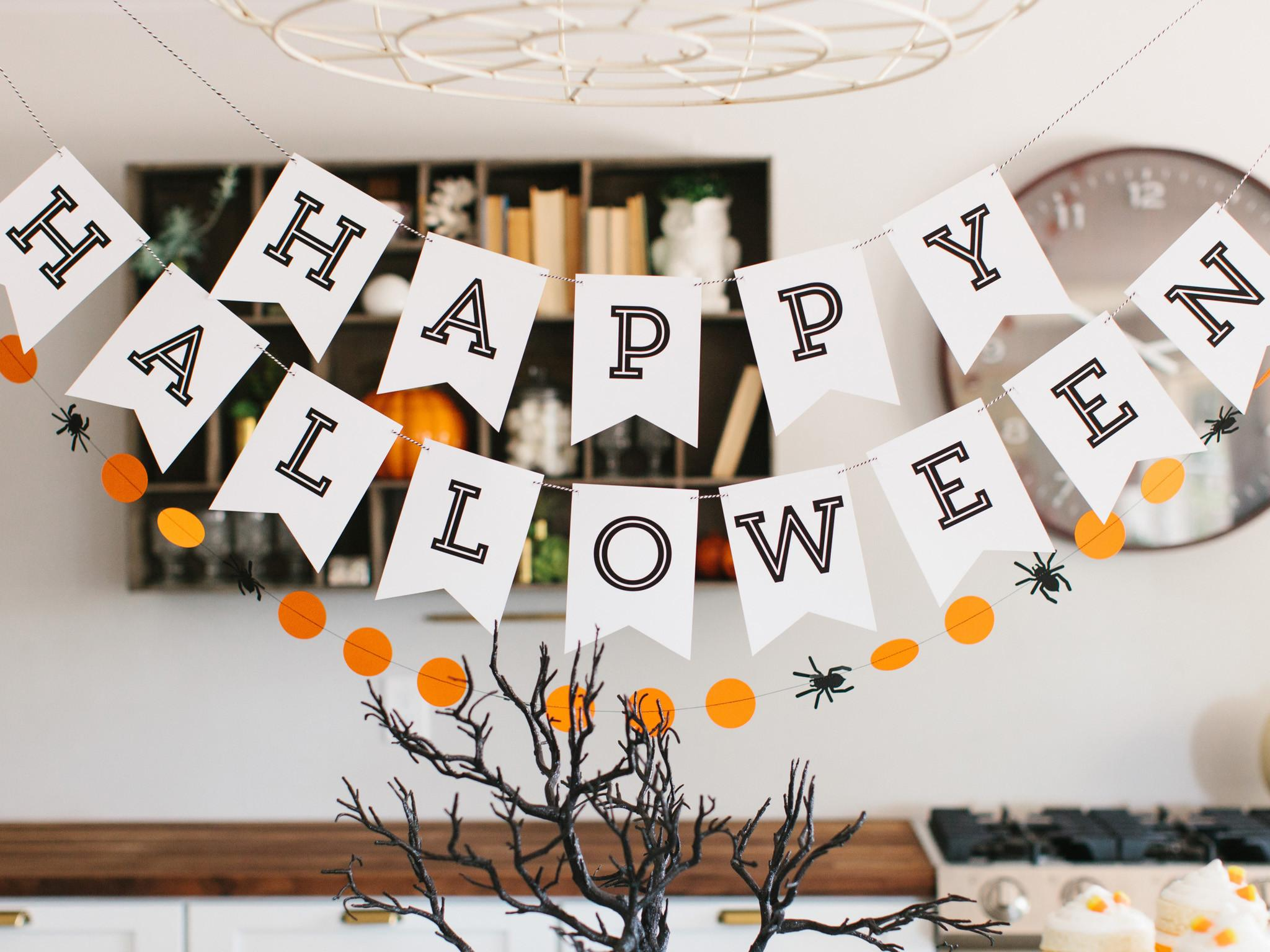Awesome Spooky Halloween Party Ideas