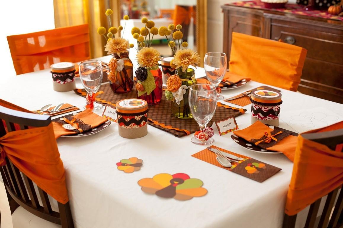 Awesome Thanksgiving Table Decor Ideas Twuzzer