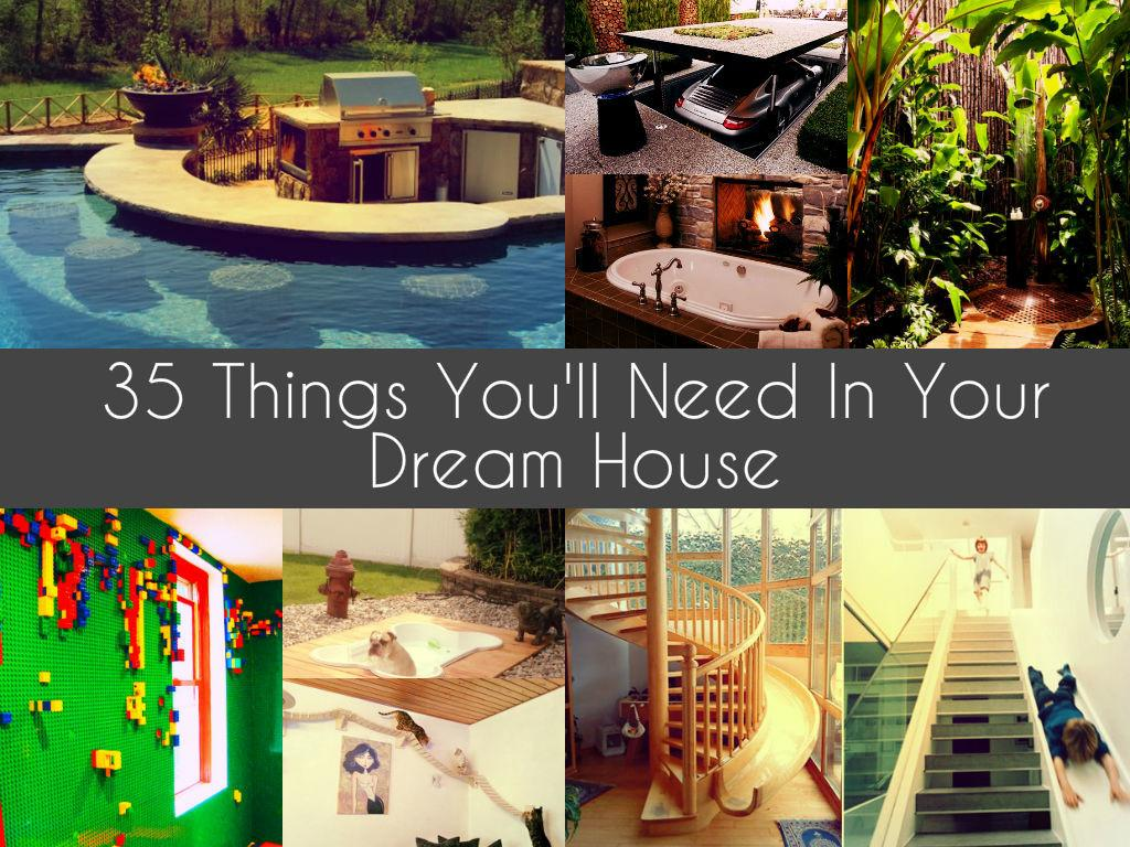 Awesome Things Every Custom Built House Needs