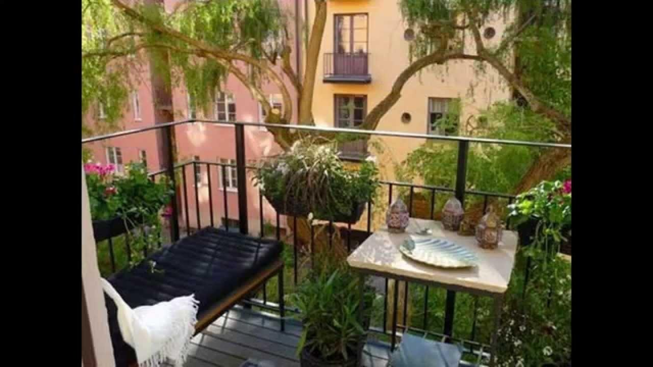 Awesome Urban Balcony Gardening Ideas 2017