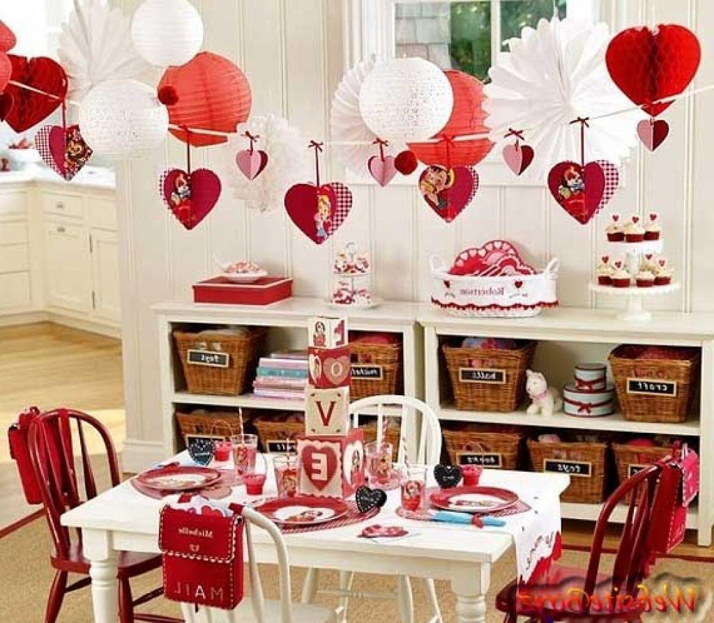 Awesome Valentines Decorating Ideas Design