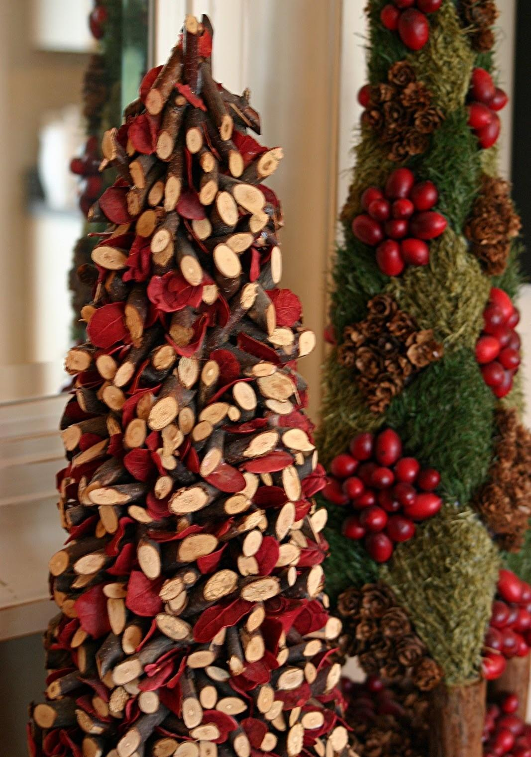 Awesome Ways Have Rustic Christmas Decoration Happy