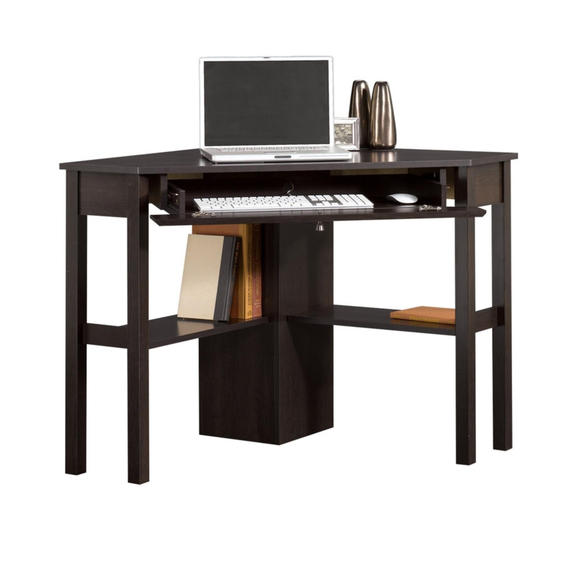Axon Space Saving Corner Computer Desk Great Home