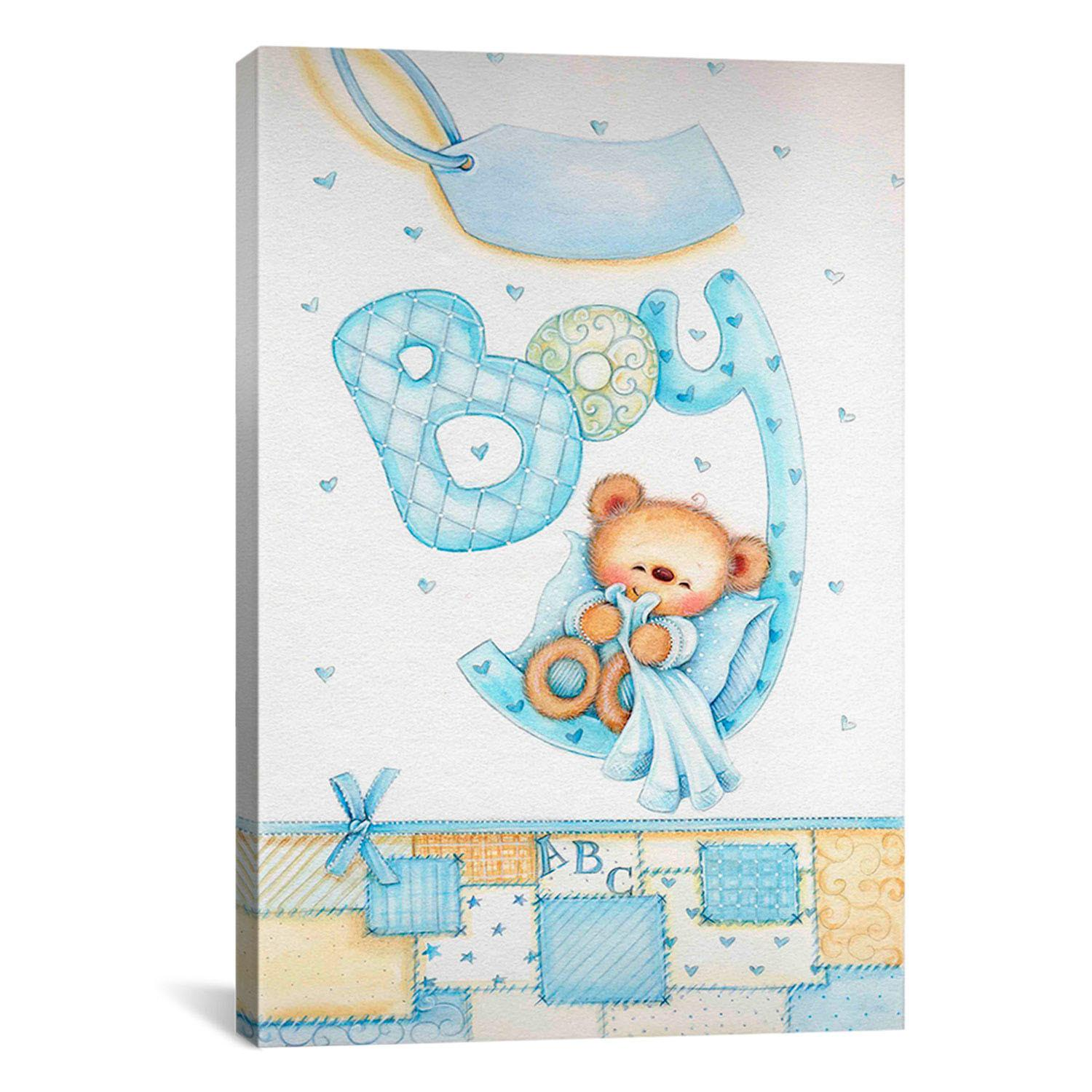 Baby Bear Boys Room Rustic Chic Kids Loversiq
