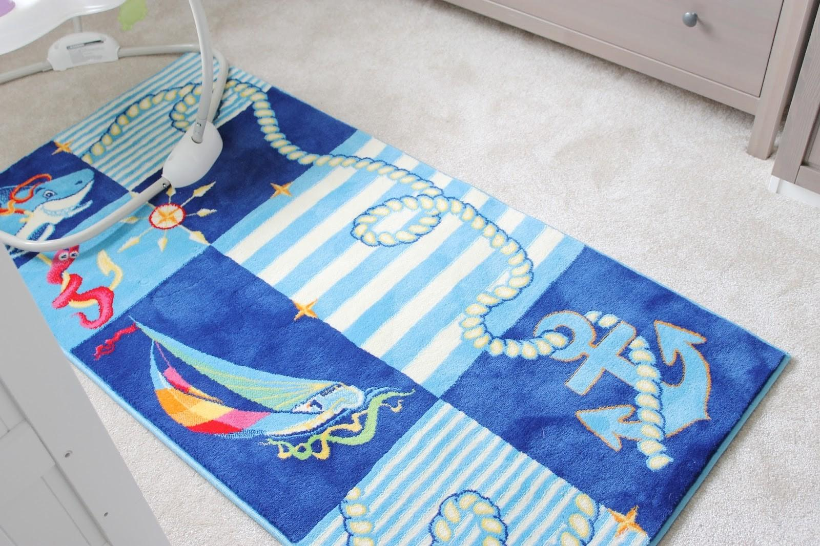 Baby Boy Rugs Ideas