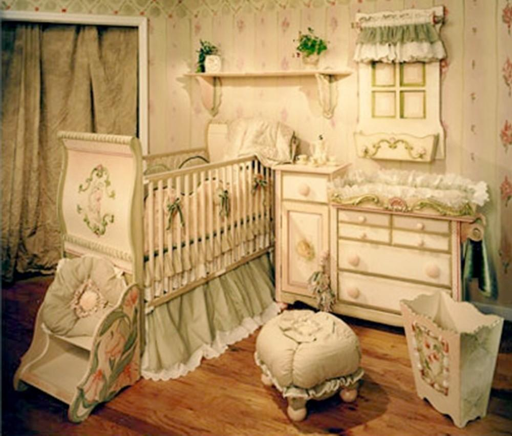 Baby Girl Nursery Tumblr Pretty