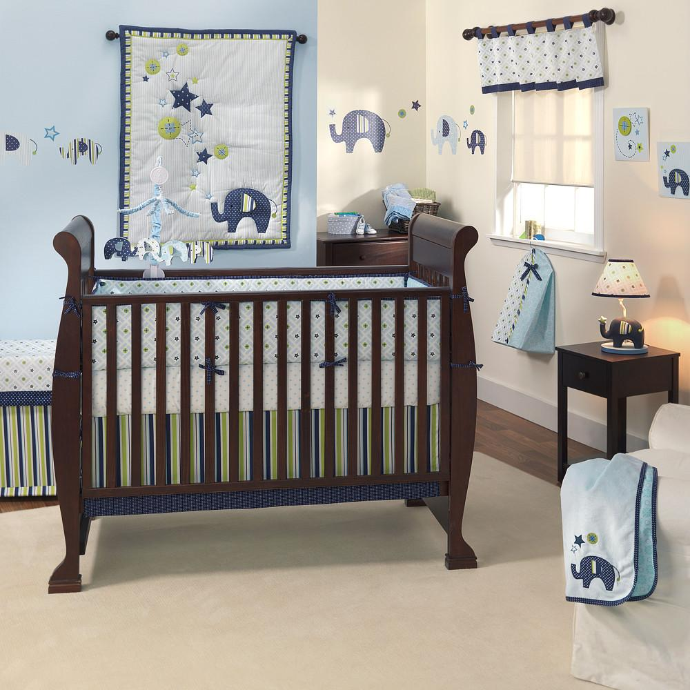 Baby Nursery Decor Nice Sample Bedding Sets